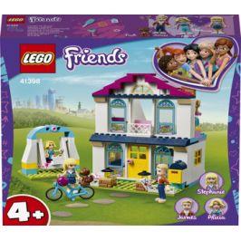 LEGO® Friends 41398 Stephanie a její dům 4+