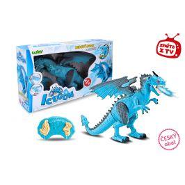 Wiky Icegon ledový drak s efekty RC 45 cm