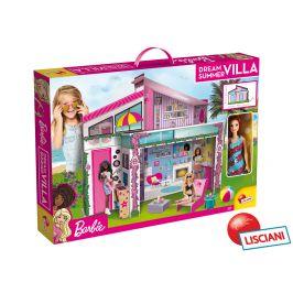 Barbie Lisciani Domeček s panenkou