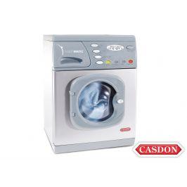 CASDON Automatická pračka s funkcemi 30x21,5x23 cm