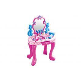 WIKY Kosmetický stolek s doplňky (bez stoličky)