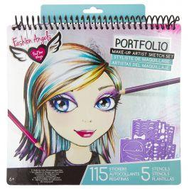 FASHION ANGELS Portfolio make-up