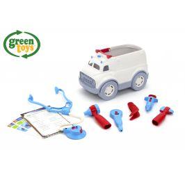 GREEN TOYS Ambulance s lékařskými nástroji