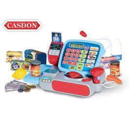 CASDON Pokladna s příslušenstvím 28x14x15 cm