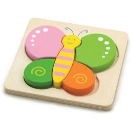 HM STUDIO Puzzle motýl