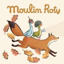 Moulin Roty Promítačka Dobrodružství husy Olgy: náhradní kotoučky