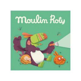 Moulin Roty Promítačka Veselá džungle náhradní kotoučky